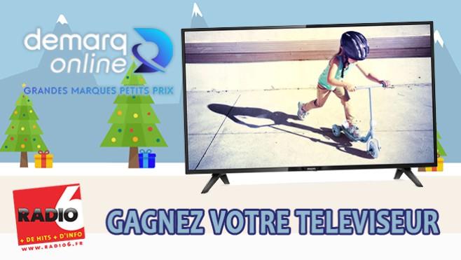 94bfaf54452110 Gagnez votre TV Philips 80 Cm avec Demarq Online