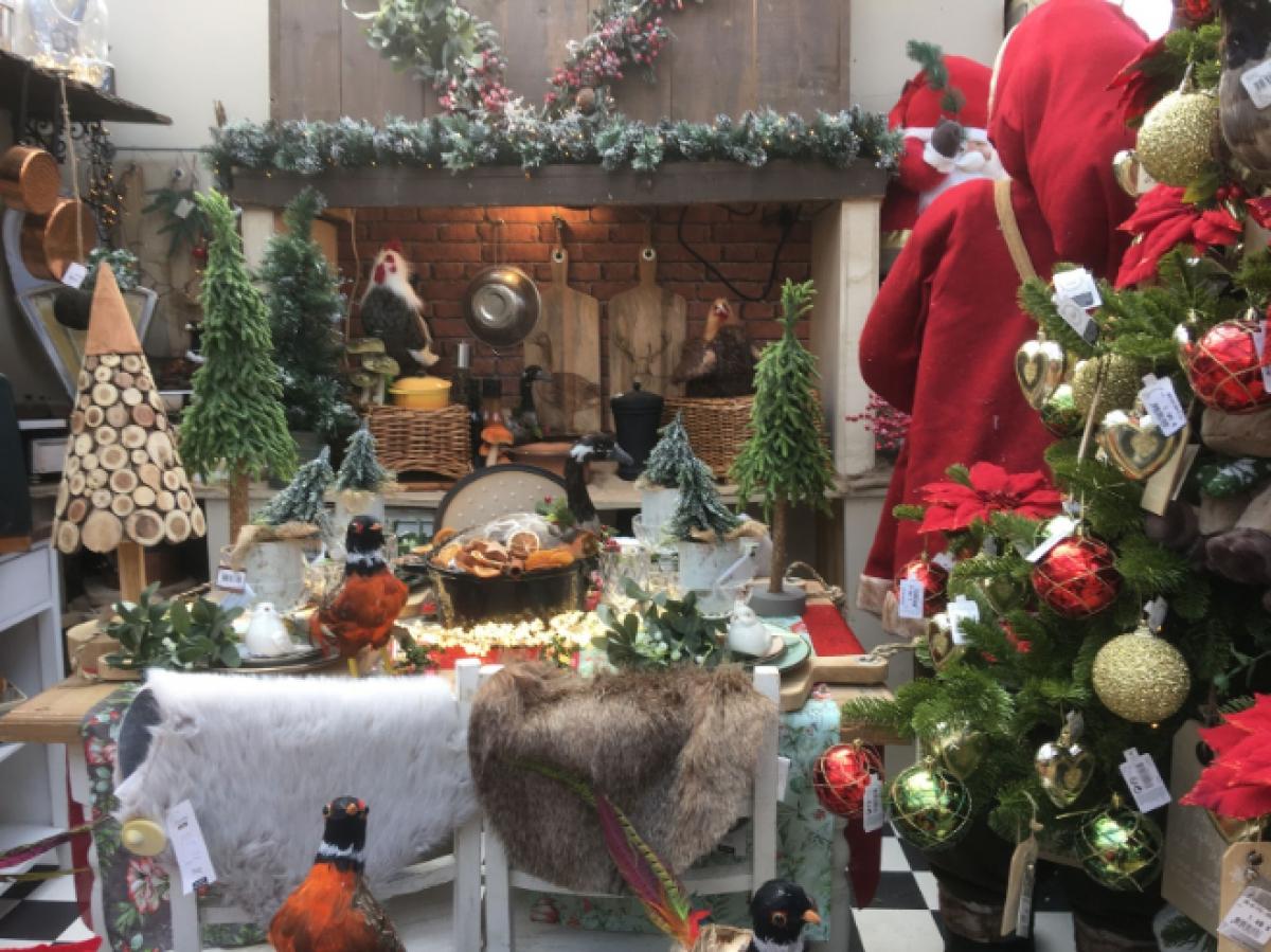 La Jardinerie D Hesdigneul A Rouvert Son Espace Noel