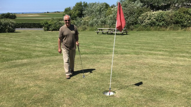 Pratiquez le swingolf et le footgolf à Tardinghen