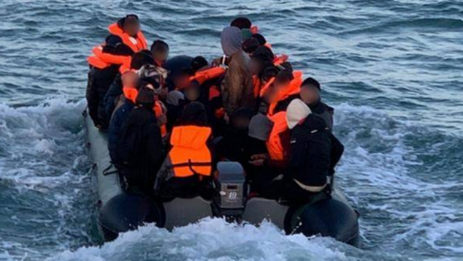 45 migrants secourus au large de Leffrinckoucke