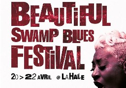 Le Beautiful Swamp Blues Festival enchante Calais