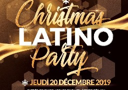 CHRISTMAS LATINO PARTY AU CASINO DE CALAIS LE JEUDI 20 DECEMBRE